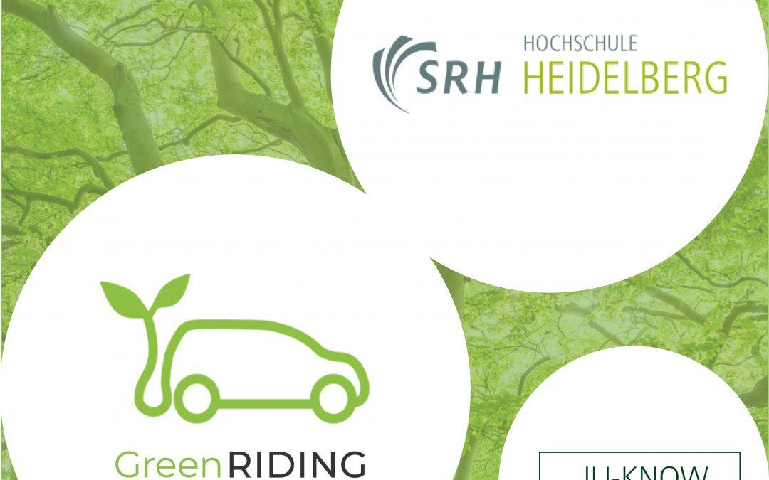 Studierende der SRH Heidelberg präsentieren Ihre Ergebnisse zu der von uns gestellten Challenge